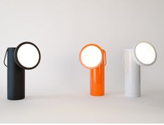 Shant Madjarian & Juniper is raising funds for The M Lamp: A Wireless Lamp that Goes Anywhere on Kickstarter! The M Lamp is a modern day miner's lamp — an essential tool for life and work. Interior Design Magazine, Interior Design Services, Design Light, Lighting Design, Design Design, Design Ideas, Camping Lamp, Task Lamps, Mood Lamps
