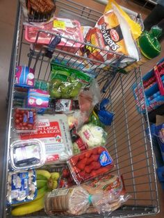 Masterpiece in the Making...: 21 Day Fix Grocery List