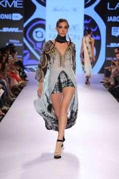 Lakmé Fashion Week – BABITA M AT LFW SR 2015