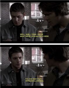 "33 Real Lines From ""Supernatural"" That You Can't Believe Aired On TV"