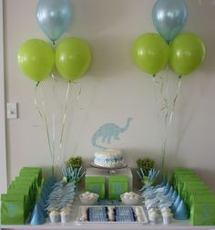 this is what i want for my baby shower, if/when i have one