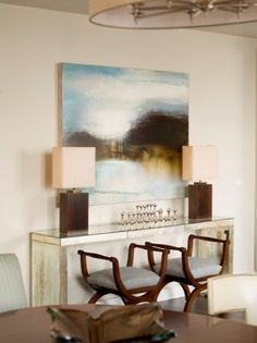 images of fabulous dining rooms - Google Search the painting........