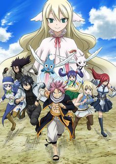 FairyTail is one of my all-time favorite animes in the world. This was my first anime I have ever seen and it really did bring some happiness to my life. I love each of the characters, especially Natsu, Erza, Grey, and even Lucy. Natsu Fairy Tail, Fairy Tail Lucy, Fairy Tail Manga, Fairy Tail Ships, Fairy Tail Fotos, Art Fairy Tail, Fairy Tail Amour, Fairy Tail Images, Fairy Tail Pictures