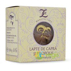 Sapun Lapte de Capra si Propolis 150g