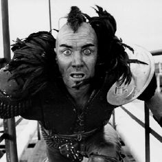 Wez, from Mad Max 2, The Road Warrior.