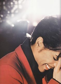 Prince's beautiful smile, I will miss his smile.