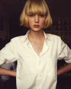 25  Bob with Bangs | http://www.short-hairstyles.co/25-bob-with-bangs.html