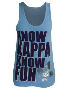 Know kappa know fun :)