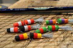 Specjalna mandula dla wędkarzy łowiących w zaczepach #wędkarstwo #przynęty #antyzaczep Beaded Bracelets, Fish, Decor, Corona, Decoration, Pearl Bracelets, Pisces, Decorating, Seed Bead Bracelets