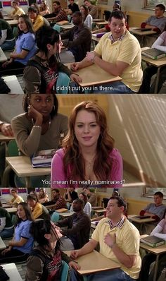 Mean Girls the last one