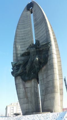 Monument of the Revolutionary Deed, #Rzeszow, #Poland.
