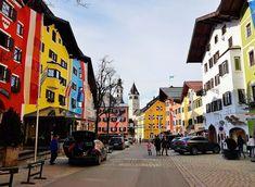 Kitzbühel Altstadt, #Tirol #Sehenswürdigkeiten, die besten #Winterurlaubs-Tipps im Beitrag | Travelcontinent