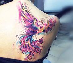 phoenix by Adrian Bascur