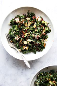Kale and Quinoa Sala