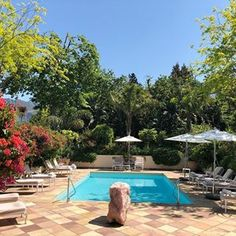Don't you wish you were relaxing by the pool today? ☀️ It's the perfect place to be on a summers day in Cape Town. Happy Family, Holiday Destinations, Cape Town, Perfect Place, Relax, Words, Places, Outdoor Decor, Summer
