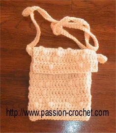 Modèle de sac au crochet