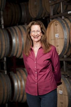 Merry Edwards - THE vintner with one of the best pinot noirs in the country (particularly the Russian River Valley varietals). Had the pleasure to meet her at her vineyard -- she is one of the first and only female vintners in America...