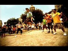 1º vídeo para animarse a saltar a la comba. ¡VAMOS! Yves LaRock - Rise Up