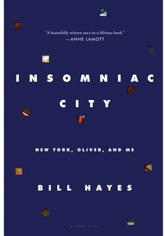 Insomniac City is resoundingly about life—about being wide awake to possibility, to the beauty of every fleeting moment.