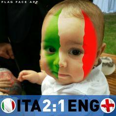 #ItaliaInghilterra
