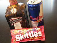 Skittle Bomb Recipe