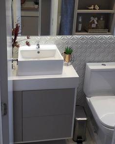 Interior Exterior, Powder Room, Small Bathroom, My House, Room Decor, Ronaldo, Blog, Decoration, Ideas