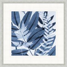Layered Indigo Foliage 7