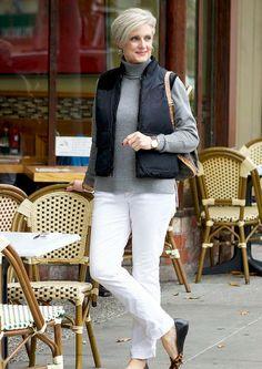 Aline Kilian Consultoria de estilo #fashionover50