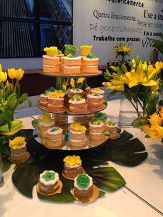 Torre de mini bolos !