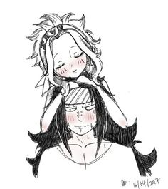 Gajeel and Levy Gale Fairy Tail, Fairy Tail Guild, Fairy Tales, Gajeel E Levy, Gajevy, Manga Pages, Anime Characters, Fan Art, Illustration