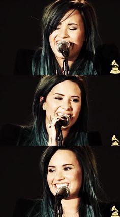 Demi Lovato ♥ She's perfect.
