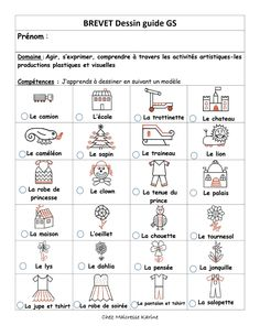 BREVET dessin guidé MS.pdf - OneDrive Le Clown, Guide, Map, Words, Recherche Google, Learn To Draw, Ice Cream Popsicle, Drawings, Location Map
