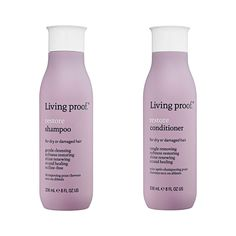 Living Proof Restore Shampoo and Conditioner - BestProducts.com