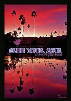 FREE YOUR SOUL - GIOME.rocks
