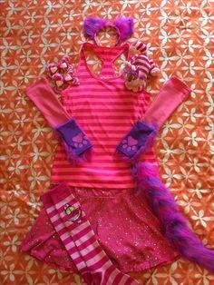 Cheshire Cat running costume