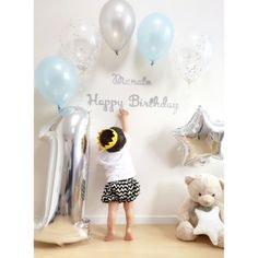 おしゃれで簡単!誕生日の飾り付けアイデア特集