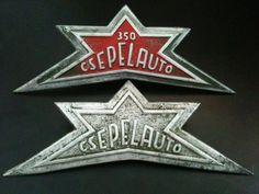Csepel Auto 350 emblem