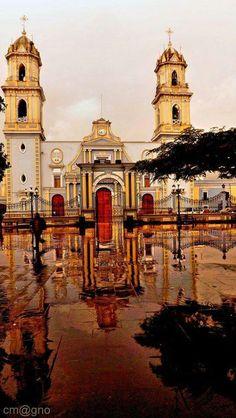 Amanecer lluvioso Córdoba, Ver