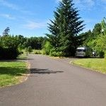 Champoeg State Park is approximately 30 miles south of Portland, Oregon. Private Campgrounds, Best Places To Camp, Rv Sites, Portland Oregon, State Parks, Country Roads, Camping, Instagram, Campsite