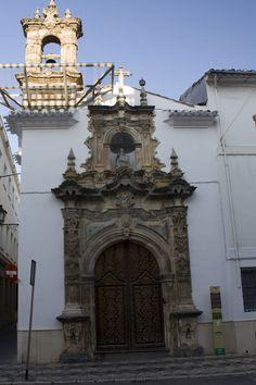 Cordoba Priego de Córdoba-Iglesia de Nuestra Señora de las Angustias