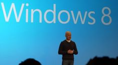 Windows 8 sold 40 million times in opening weekend