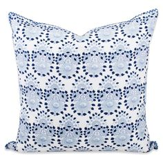 "john robshaw diwan pillow indian textiles, 20""x20"", $172"