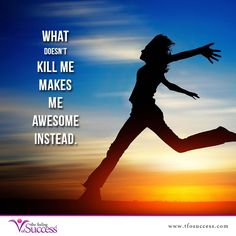 Become awesome instead!