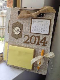 Linda Higgins: Clipboard Gifts for Christmas
