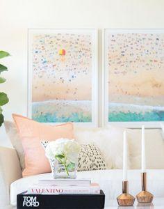 Gray Malin - Marianna Hewitt - Coogee Beach Triptych
