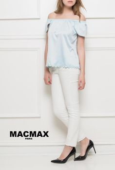 MACMAX is about to make shopping a lot harder for you to resist. Nothing can be as hot and cool as the new collection of #WOMEN #WEAR #macmax