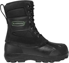 Lacrosse Outpost II 10IN Boot  Womens Black 9 M -- This is an Amazon Affiliate link. Check this awesome product by going to the link at the image.