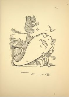 'Greybeards at Play' written and illustrated by G. K. Chesterton