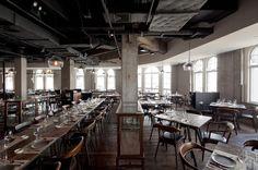 Mercato Italian Restaurant in Shanghai, China