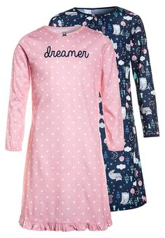 d8dcd9c367d0 Bestill Carter s GIRL GOWN FOREST ANIMAL 2 PACK - Neglisjé - rose for kr  199